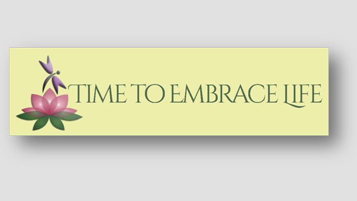 Time to Embrace Life Logo