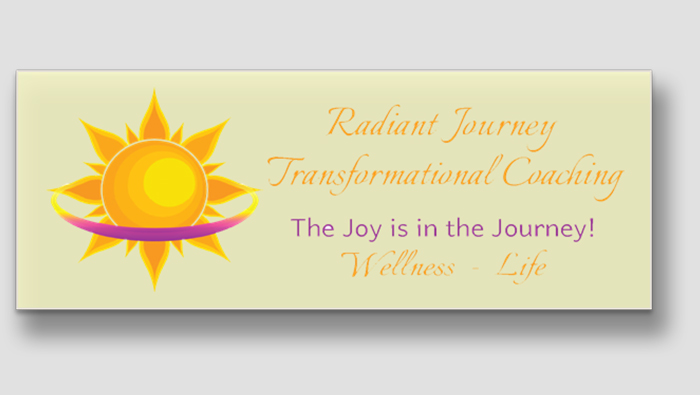Radiant Journey Coaching Logo