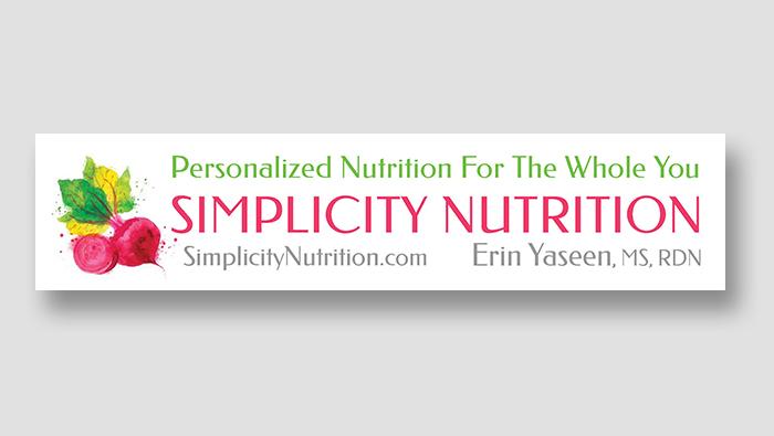 Simplicity Nutrition Logo