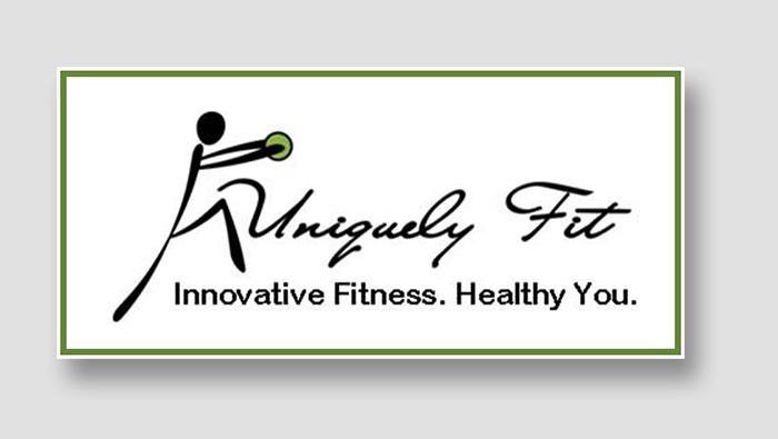 Uniquely Fit Logo