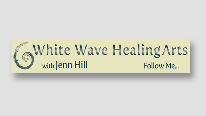 White Wave Healing Arts Logo