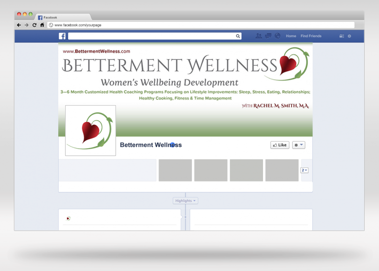 Betterment Wellness Facebook Page