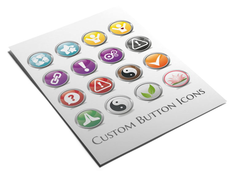 Original Button Icons