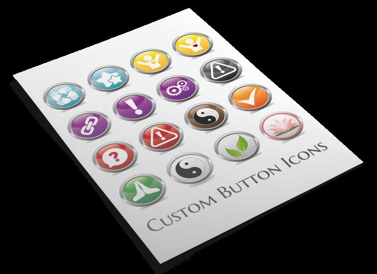 Original Button Icons