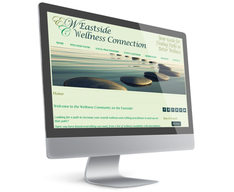 Eastside Wellness Connection Website