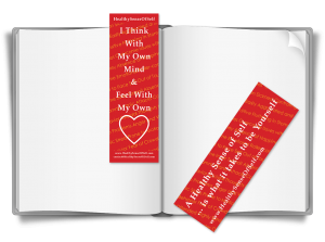 HealthySenseOfSelf Bookmarks
