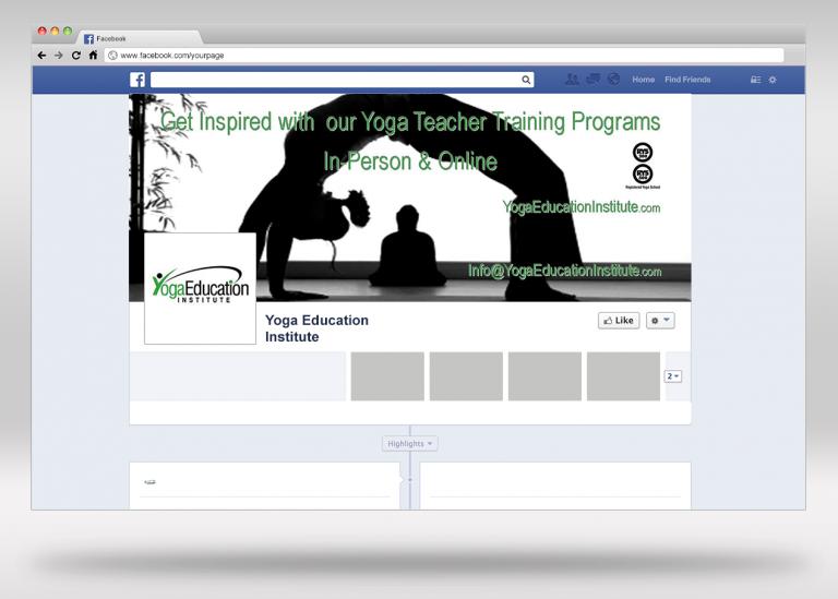 Yoga Education Institute Facebook Page