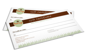 Flow Yoga Gift Certificate