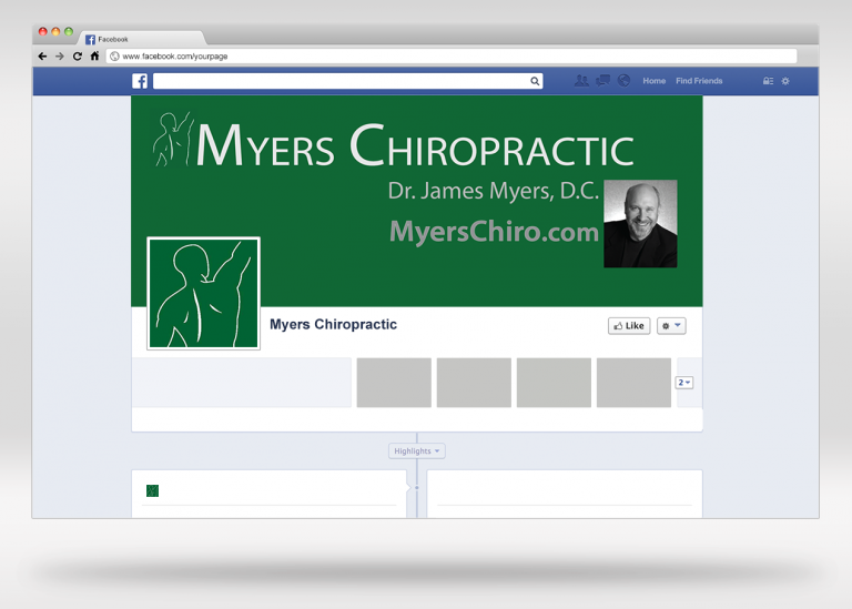 Myers Chiropractic Facebook Page