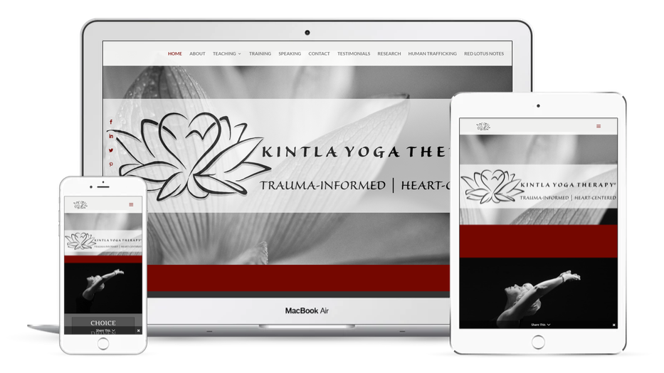 Kintla Yoga Therapy