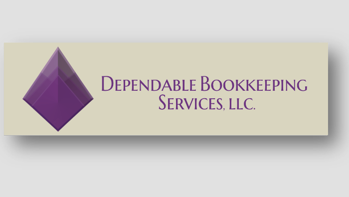 Dependable Bookkeeping Services Logo
