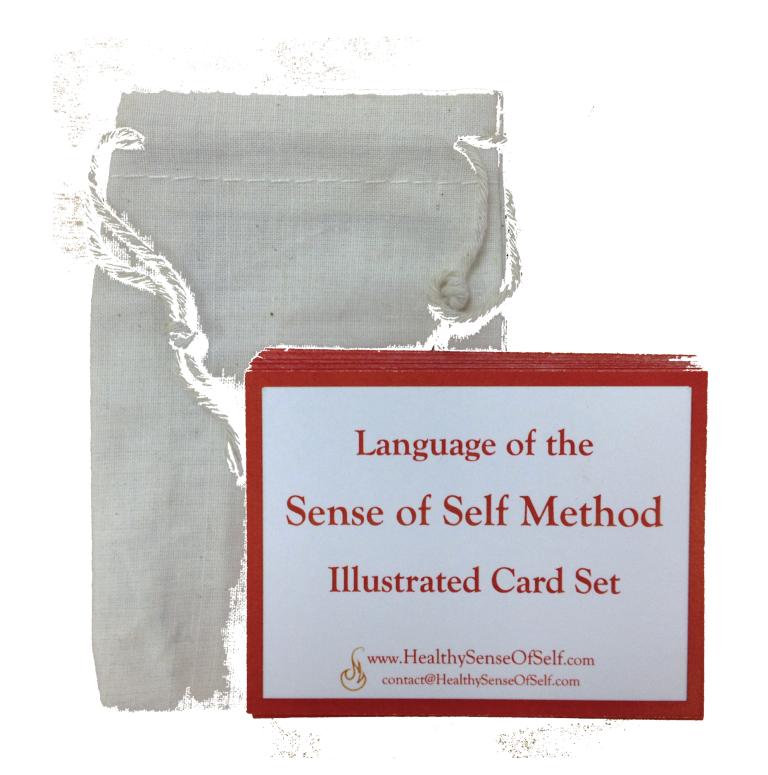 HealthySenseOfSelf Card Decks