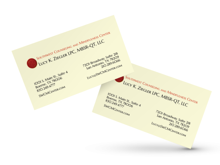 SWCMC Business Card
