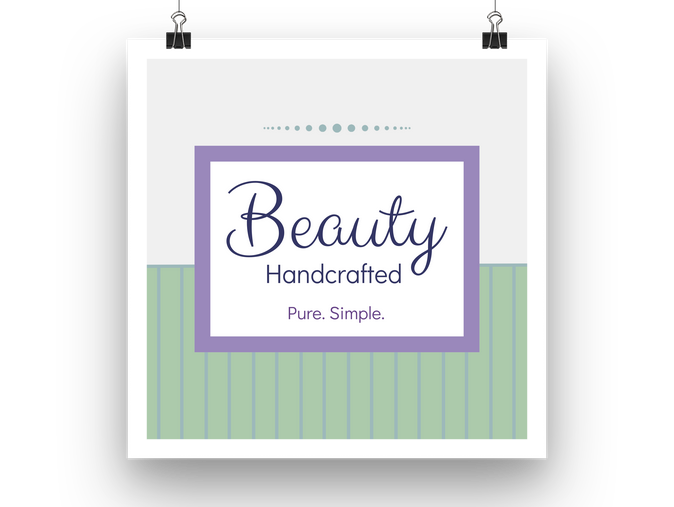 Beauty Handcrafted Logo