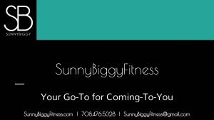 Sunny Biggy Fitness Corporate Proposal