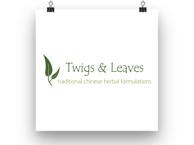 Twigs & Leaves Logo