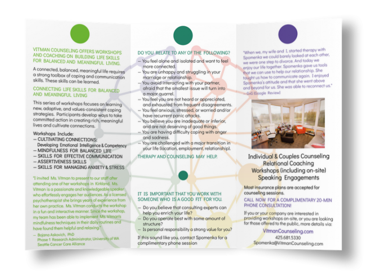 Vitman Counseling Trifold – Inside